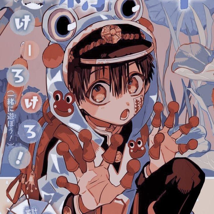 Now lets move on to the pfps. ias — jibaku shounen hanako kun icons • like or reblog ...
