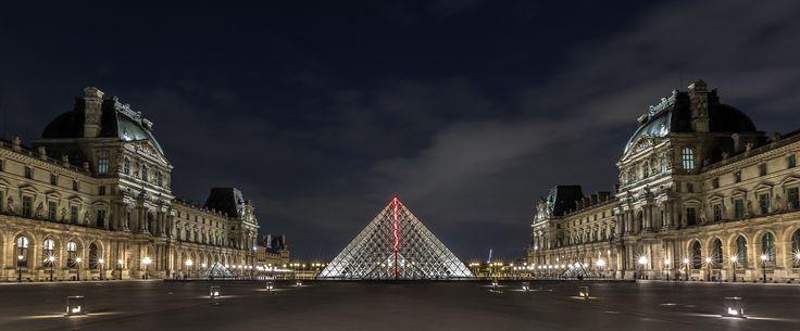 Le Louvre Variation8