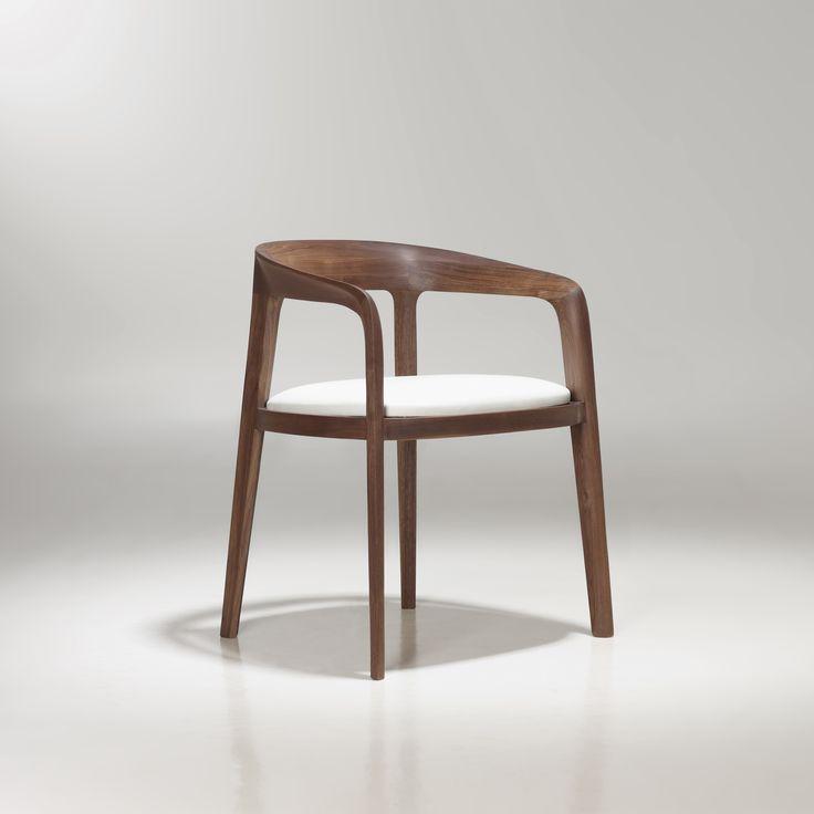 corvo chair created by noe duchaufour lawrance for bernhardt design