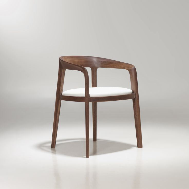 Corvo chair, created by Noe Duchaufour Lawrance for Bernhardt Design