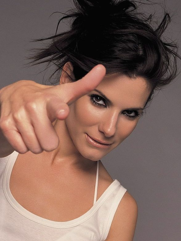 Sandra Bullock - talk about the long game - she is having an amazing career!    she is so cool!