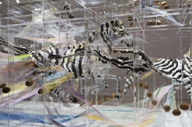 Les sculptures de David Altmejd