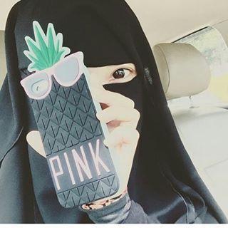 Young Niqabi