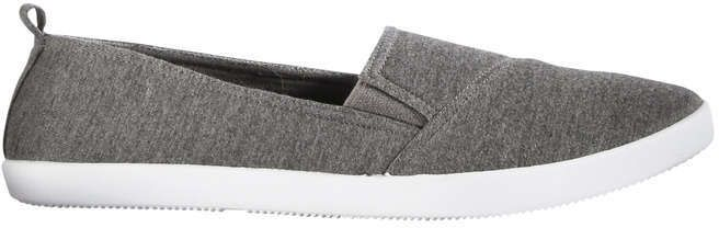 JOE FRESH WOMEN'S CANVAS SNEAKERS, GREY Joe Fresh https://api.shopstyle.com/action/apiVisitRetailer?id=629083823&pid=uid3481-23865059-61