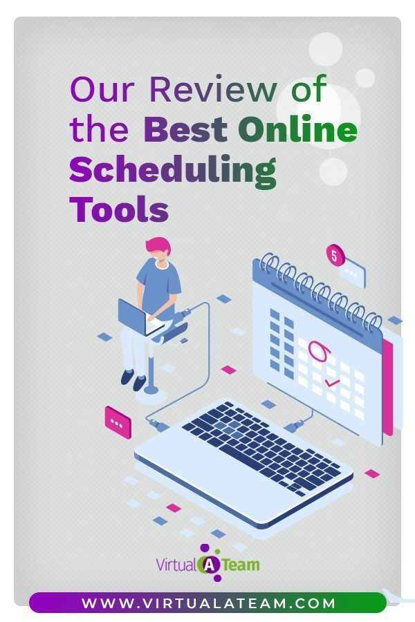 Our Review Of The Best Online Scheduling Tools Work Schedule App