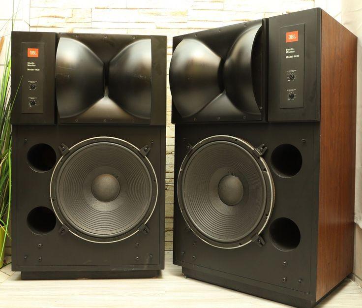 JBL 4430 Highend Stand Studio Speaker Monitor