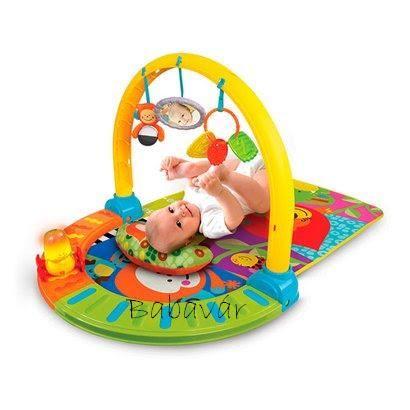 B Kids multifunkciós játszószőnyeg és aktivity center 15 500 Ft