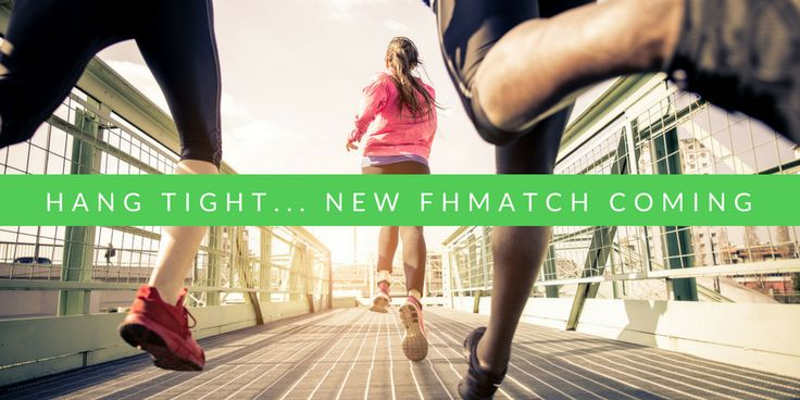 Hang tight, our migration is almost complete! Our scheduled site down-time is almost over. We can't wait for you to see all the awesome new updates on FHMatch.com!