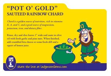 Rainbow chard, Rainbows and Pots on Pinterest