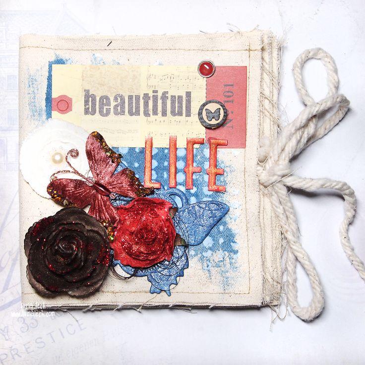 Beautiful Life {Words & Paintery} | Tusia Lech