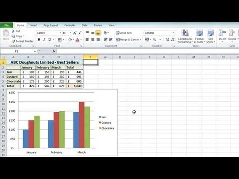 This is the first video in a series of videos introducing new users to the functions and capabilities of a spreadsheet software called Microsoft Excel 2010. This first video is an overview that covers basics of how to use the software. (1)