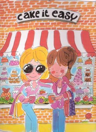 Blond Amsterdam, cake it easy..