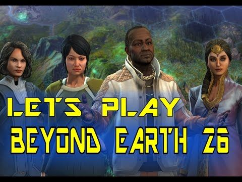 Annexation of Rangi: Civilization Beyond Earth #26 #CivilizationBeyondEarth #gaming #Civilization #games #world #steam #SidMeier #RTS