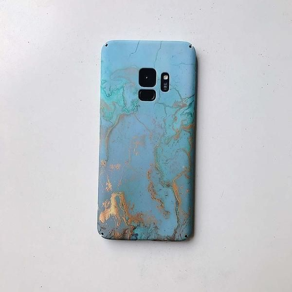 Colorful Phone Case For Samsung Galaxy S10 S9 Plus S10e S8 Plus S7 Edge M20 M10 Hard Pc Cases Cover Coque Funda Fashion Phone Cases Samsung Samsung Phone Cases
