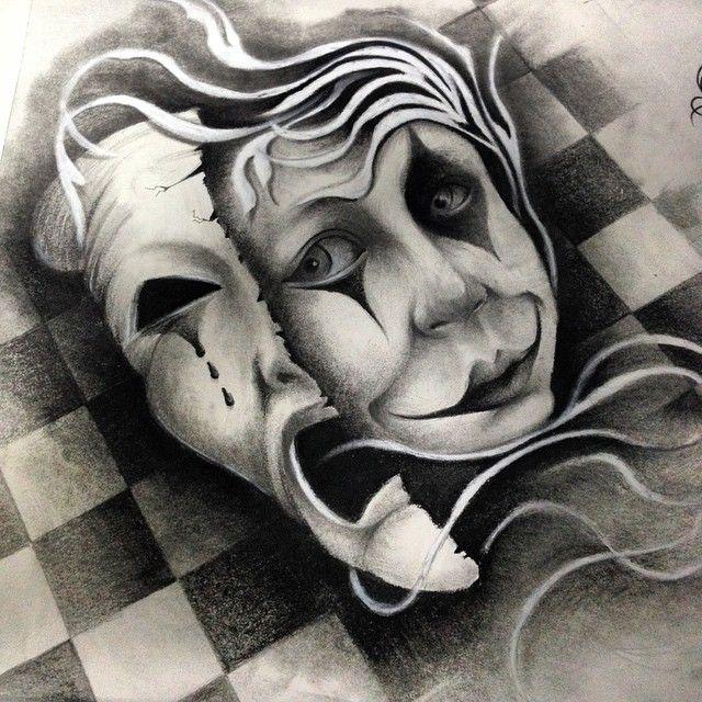 die besten 25 clown gesicht malen ideen auf pinterest clown schminke halloween clown und. Black Bedroom Furniture Sets. Home Design Ideas