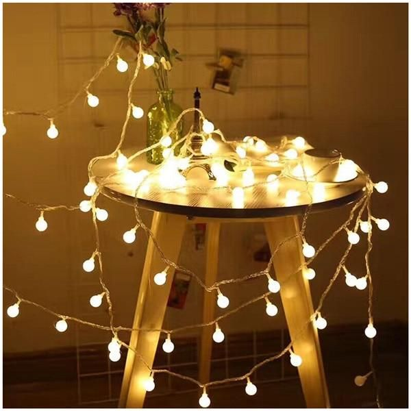 Natal String 3M 20 LED Fairy Light Home Navidad Christmas Tree LED Light Outdoor