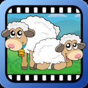 Video Touch - Film med djur för de allra yngsta | Pappas Appar
