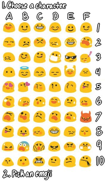 Choose a character to draw and then choose an emoji, and draw that character depicting that emoji. Good practice for displaying emotions.