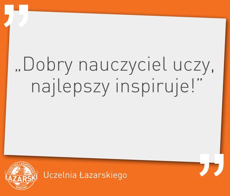 #nauka #cytat #lazarski #motywacja