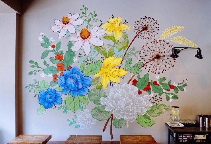 Our (Evolving) Redesign + Murals by Louise Chen