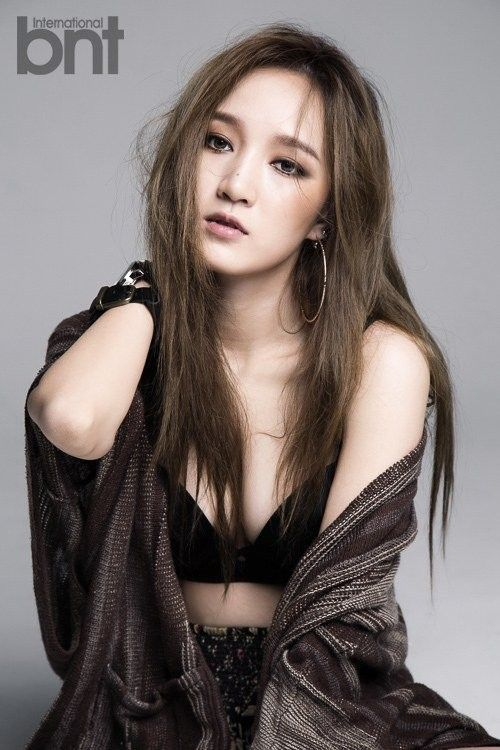 miss A's Jia chooses EXO's Tao as her ideal 'We Got Married' partner + photoshoot with 'International bnt' | allkpop.com