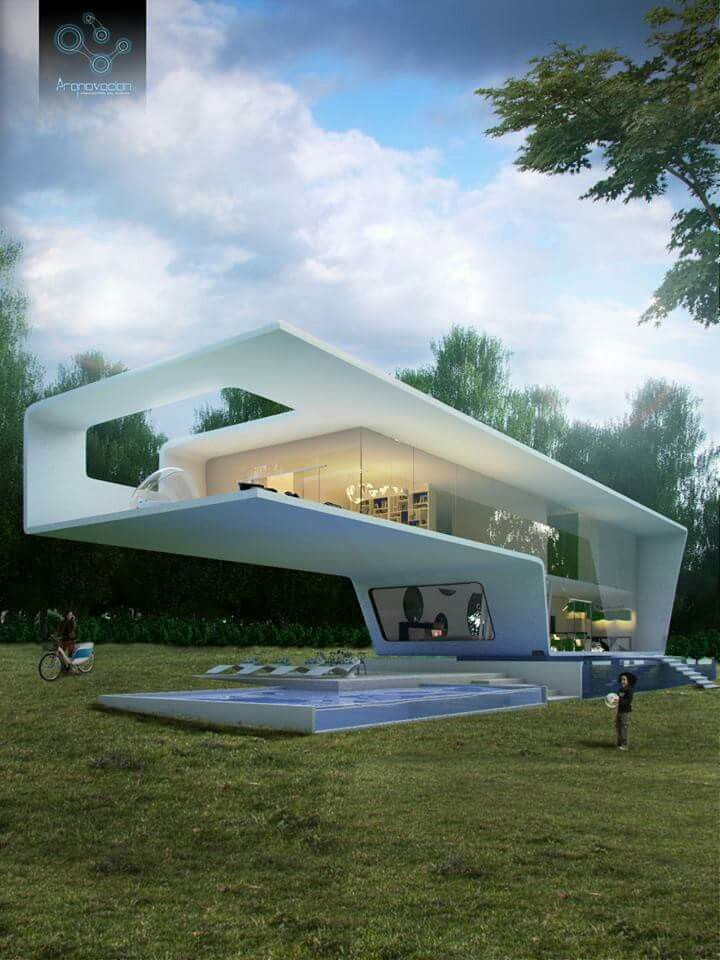 21 The Most Unique Modern Home Design In The World New Architecture Modern Architecture Exterior Design