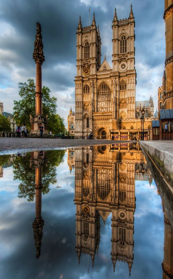 Westminster Abbey, London England