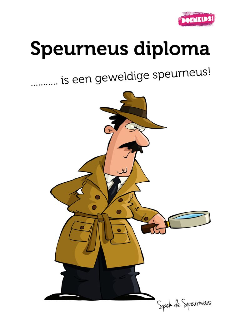Spek de Speurneustocht - www.activitheek.nl