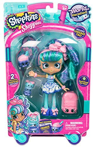 Shopkins World Vacation (Europe) Shoppies Doll - Macy Macaron - http://rfernandez.otldemo.com/wp_timeless/shopkins-world-vacation-europe-shoppies-doll-macy-macaron/