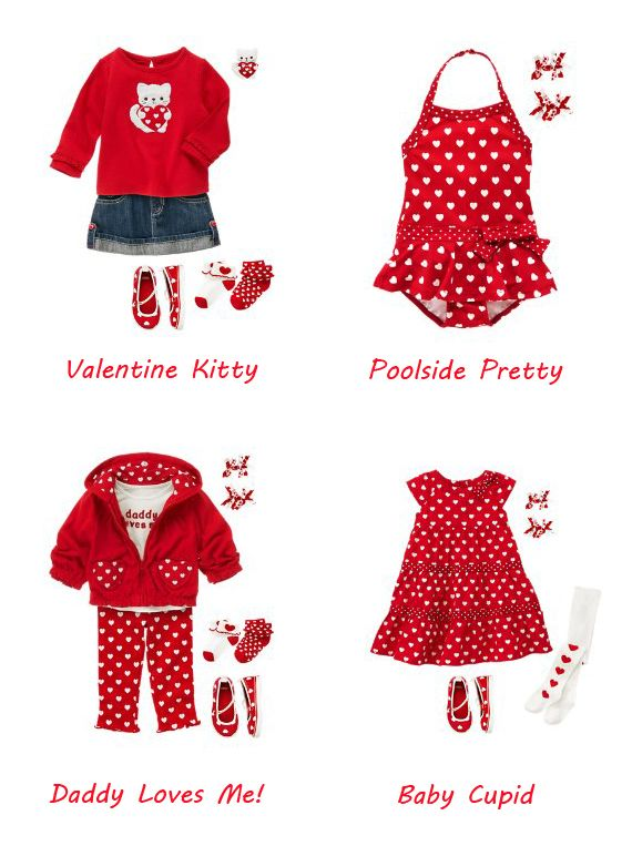 Cute little girls fashion