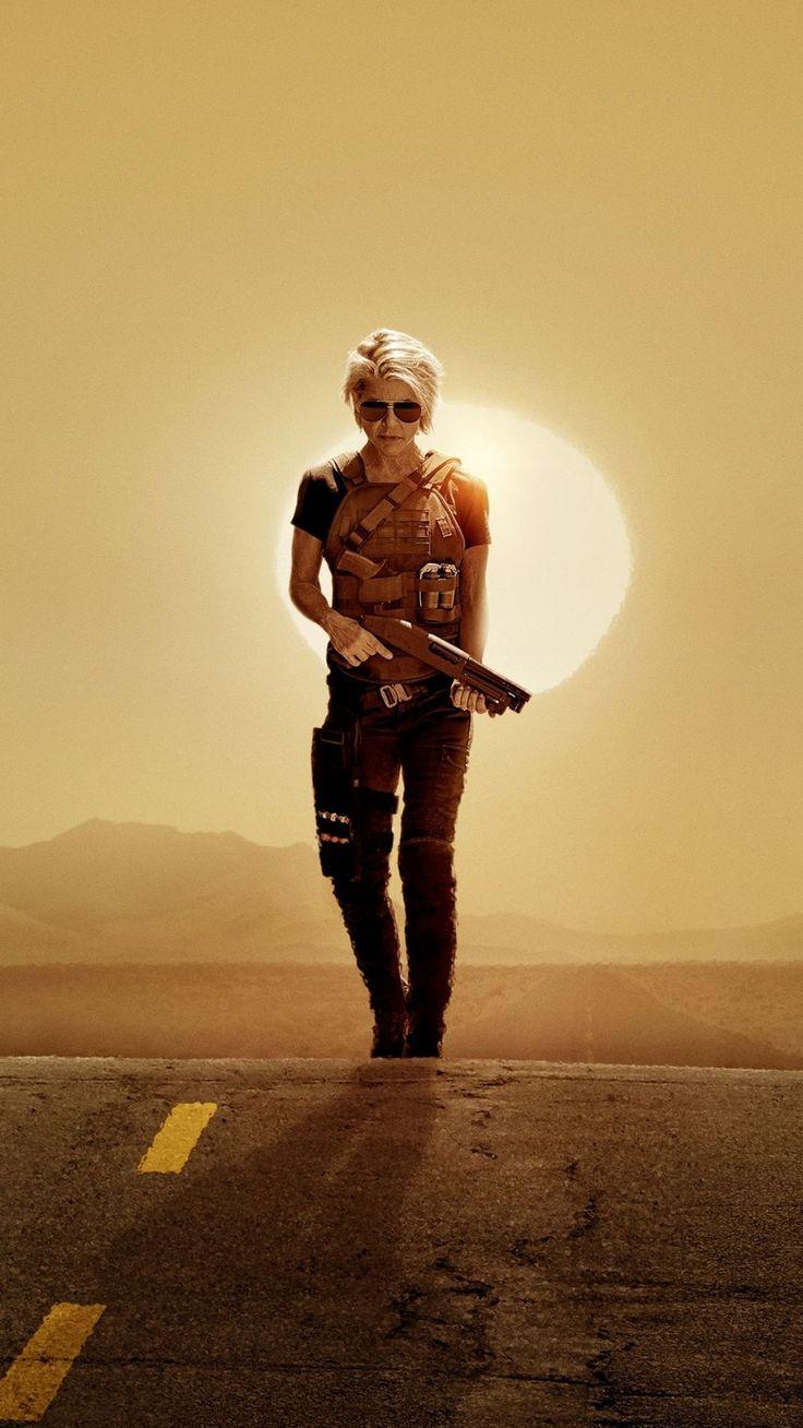 1080x1920 Linda Hamilton, Terminator Dark Fate, 2019