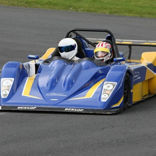 Hot-Lap Motor Racing Experience at Mondello Park - This is the ultimate racing car intro experience! You will be strapped in beside a professional race driver in this Le Mans-spec racing car, and feel the exhilaration as you power along the race line of the famous Mondello circuit.