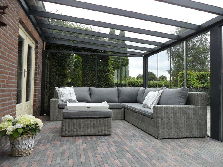 25 best ideas about veranda aluminium on pinterest pergola aluminium pergola en aluminium - Aluminium pergola met schuifdeksel ...