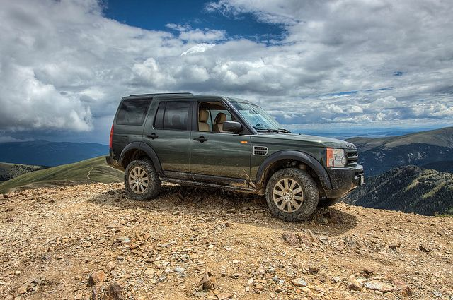 On Top 'O The World #LandRover Discovery3 / LR3