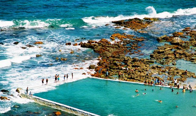 Self catering accommodation, St James, Cape Town   St James tidal pool  http://www.capepointroute.co.za/moreinfoAccommodation.php?aID=52