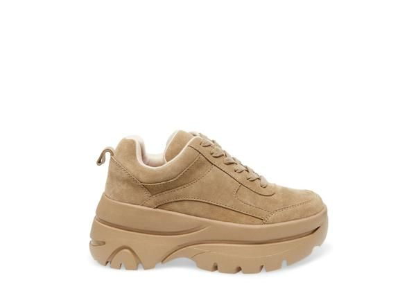 Tan suede, Steve madden shoes sneakers