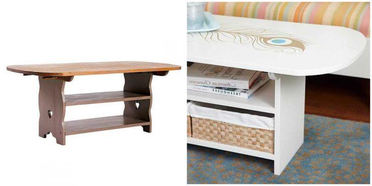 15Ideas muy buenas para renovar tus muebles antiguos