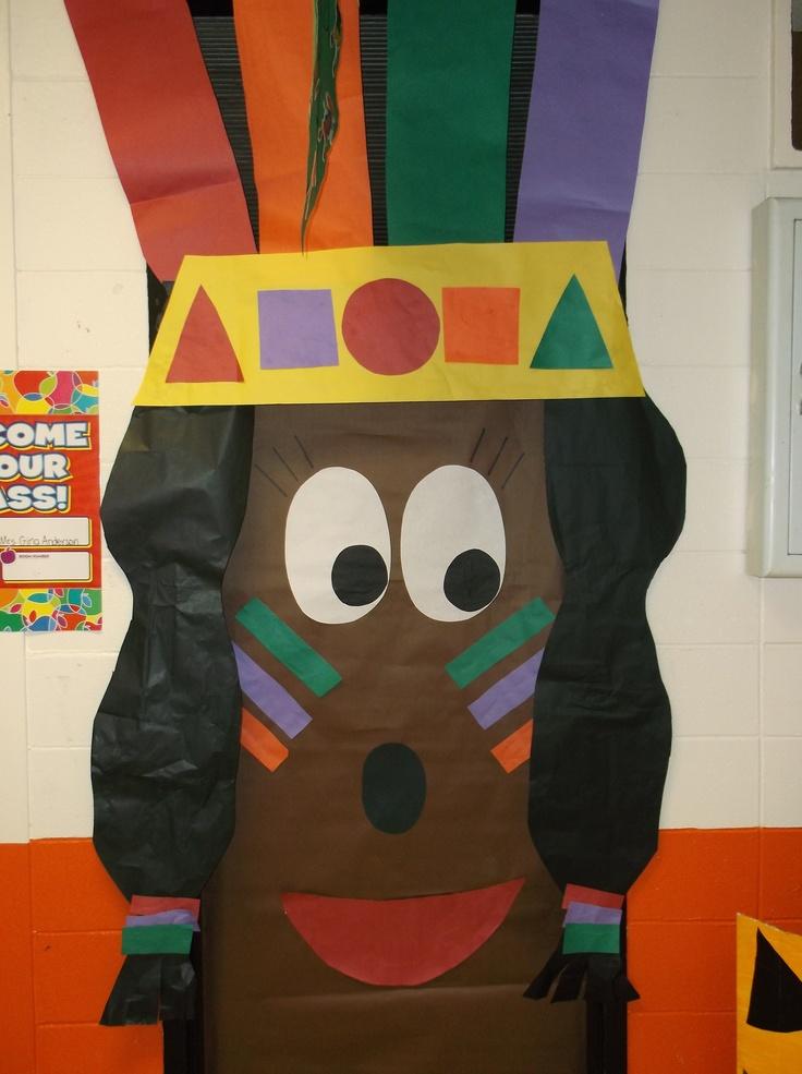 my classroom door