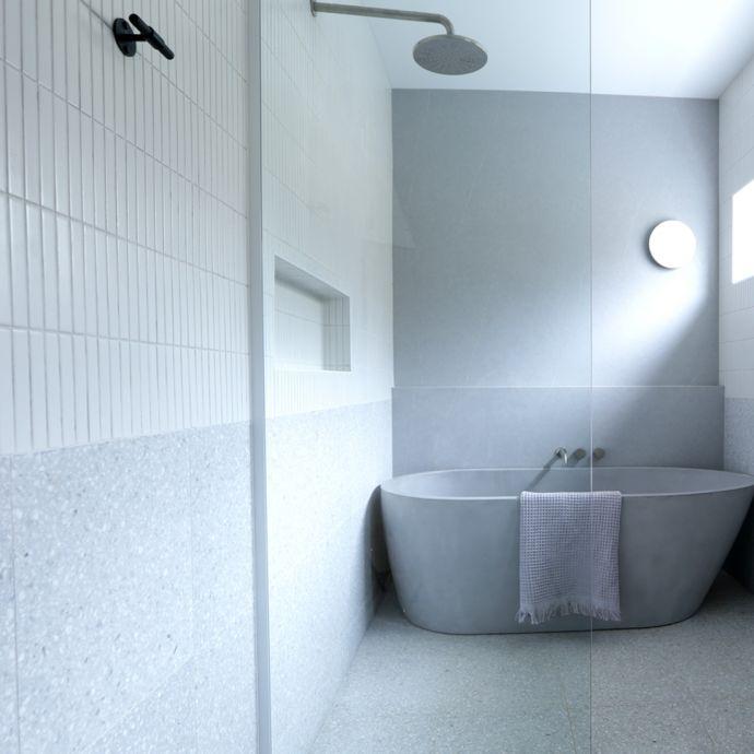 Elegante Terrazzo Nimbus Honed Terrazzo, Tiles online