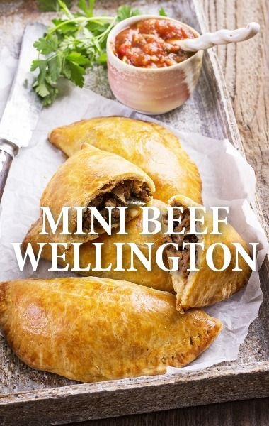 Clinton Kelly showed how you can make Mini Beef Wellingtons in puff pastry as a great dinner idea. Learn how to perfectly saute the onions and mushrooms. http://www.recapo.com/the-chew/the-chew-recipes/chew-clinton-kelly-mini-beef-wellingtons-recipe-puff-pastry/