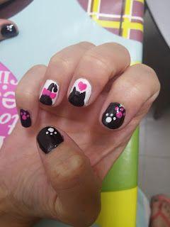 Las uñas de Anita: ¡Muy buenas chicas! Os dejo unas fotillos de un di...