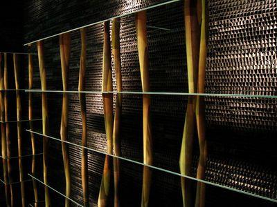 Scaffale Sendai - 6 ripiani - H 192 cm di Horm