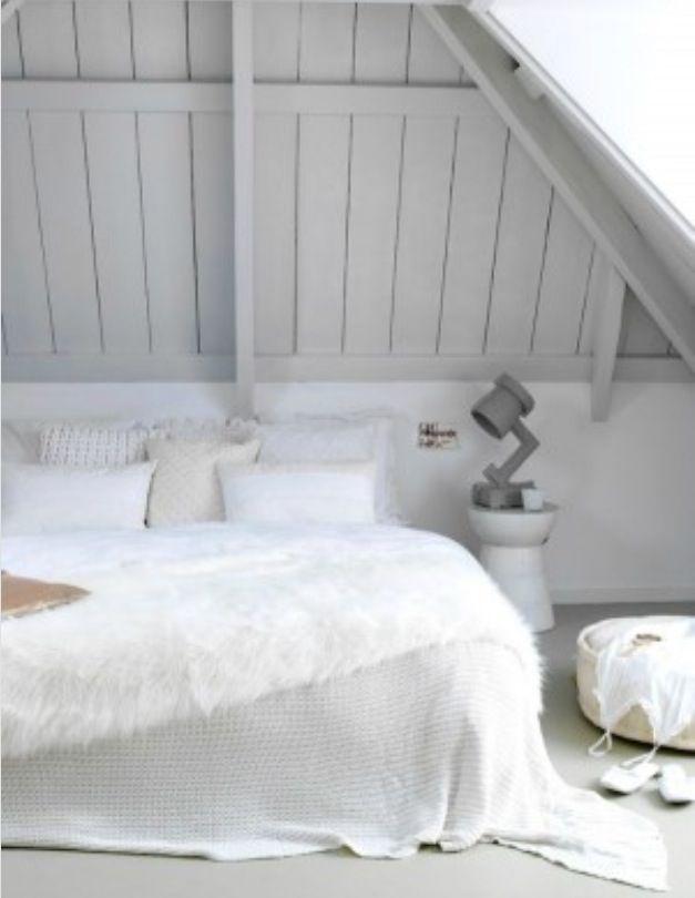 23 best Slaapkamer zolder images on Pinterest | Bedrooms, Attic ...