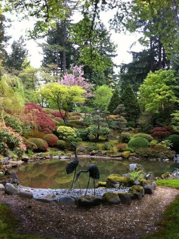 garden design japanese garden equip stufenfrmig - Japanese Garden Design Elements