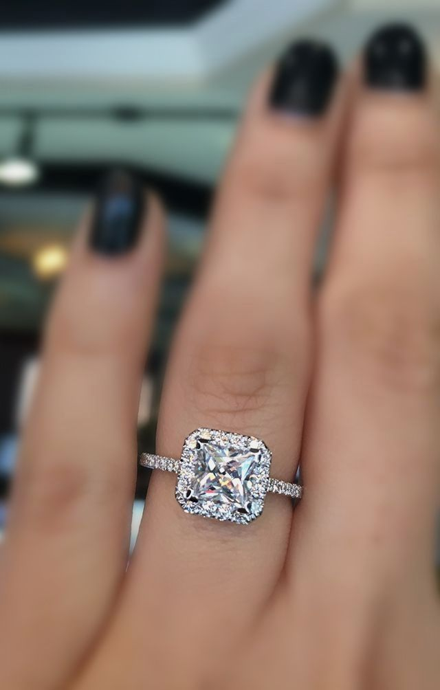 20 amazing engagement rings under 2000 dollars from gabriel - Amazing Wedding Rings