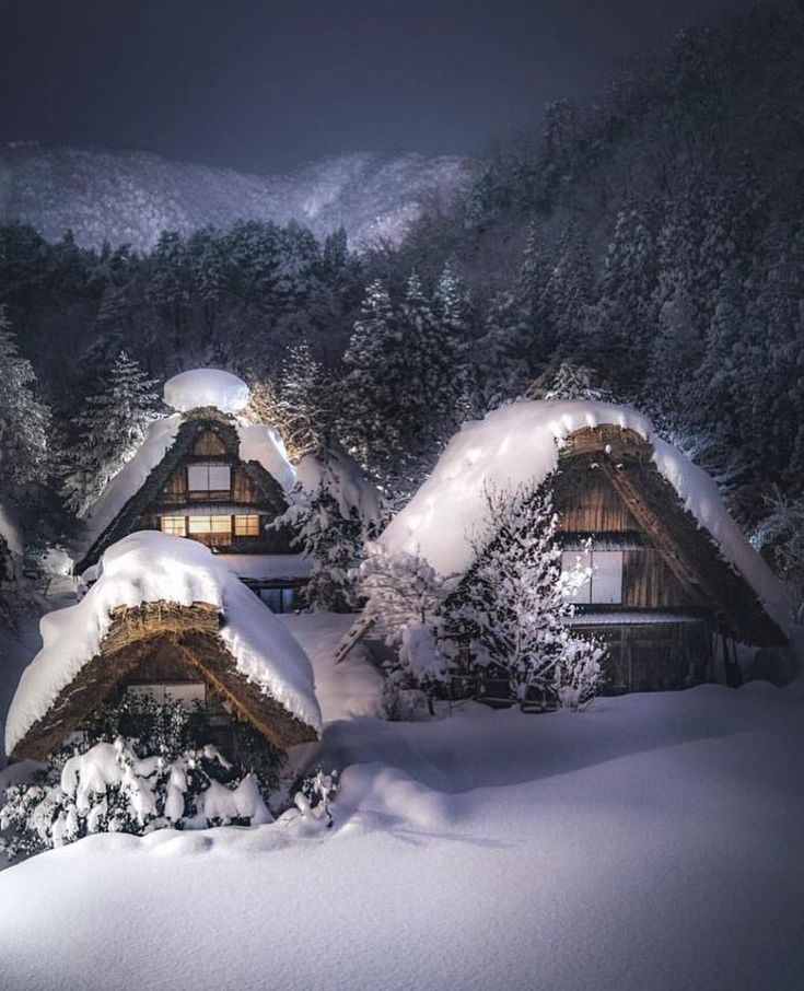 Would you like to try Japanese winter life in Gifu…
