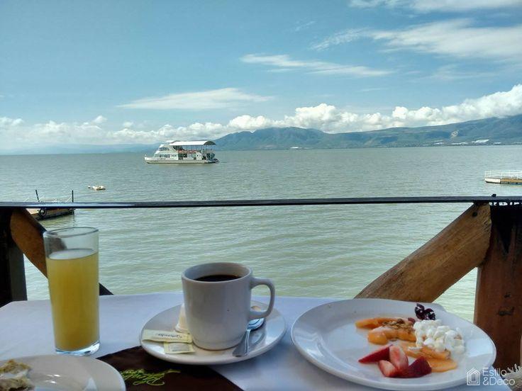 #Desayuno en Jocotepec, Jalisco, México. Foto enviada por: Naye Tole.