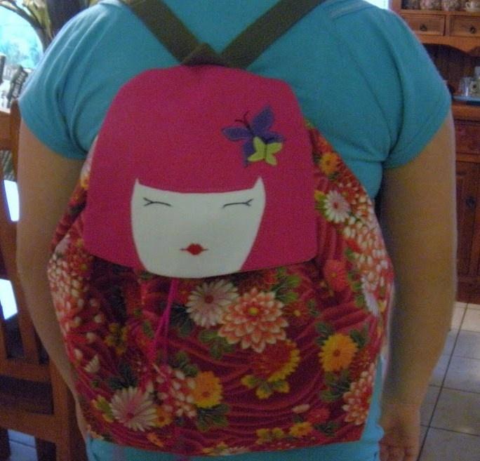 Geisha Doll BacPac 1