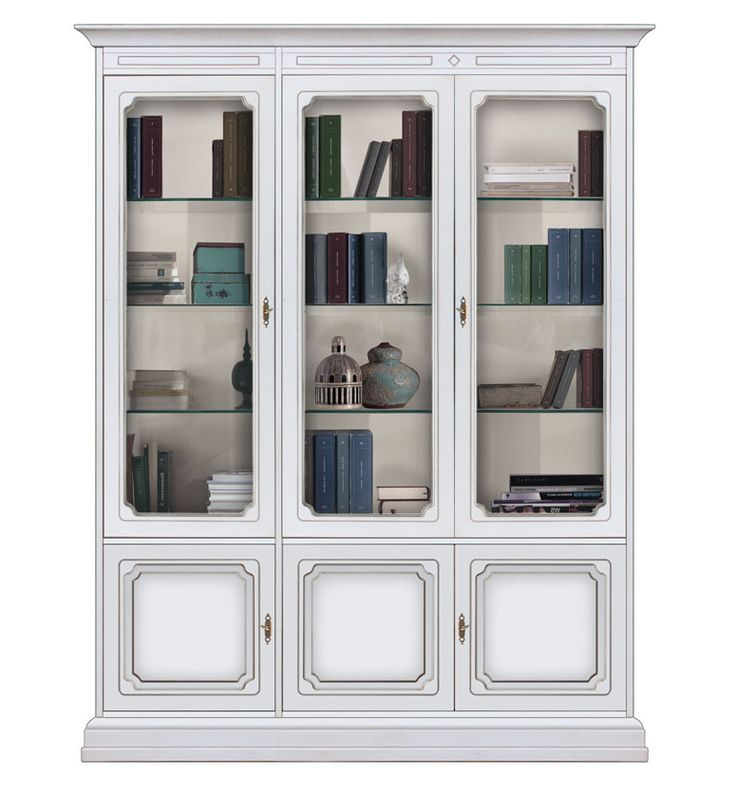 1000 Ideas About Glass Door Bookcase On Pinterest