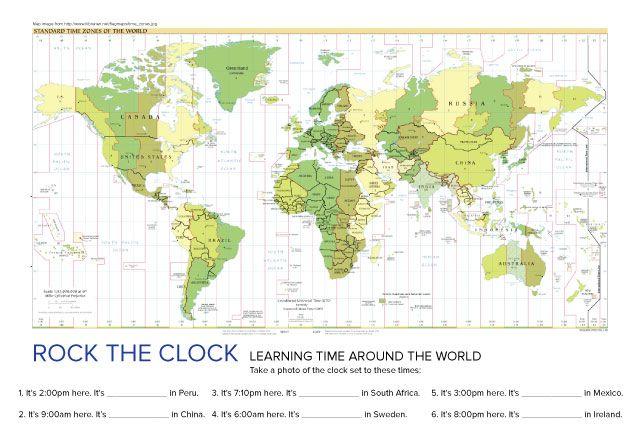 Rock the Clock game — Pars Caeli